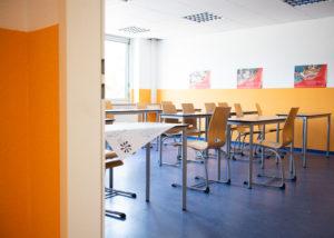 Cologne classroom