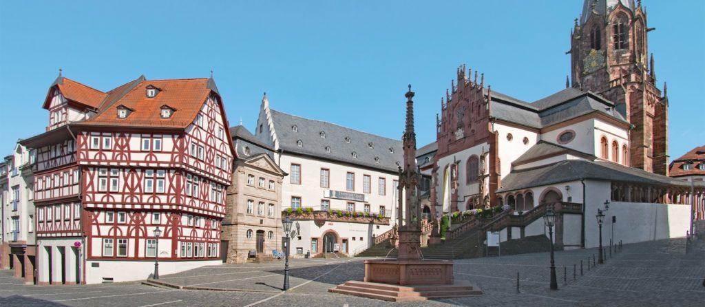 aschaffenburg stiftskirche