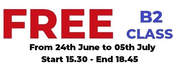 free clasSES b2